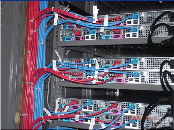 机柜线束组装厂